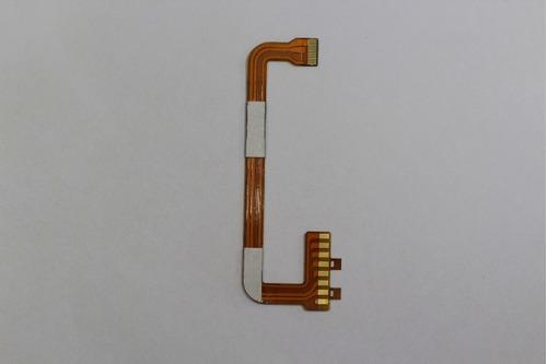 Nikon 18-55 Vr Ii Mm Flat Flex Cable Conector Serve Na I