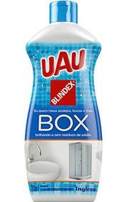 Limpa Box Uau 200ml Limpe Box, Azulejos, Louça De Banheiro