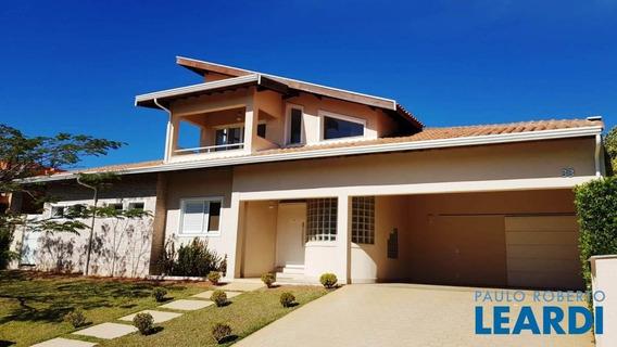 Casa Em Condomínio - Condomínio Querência - Sp - 581376