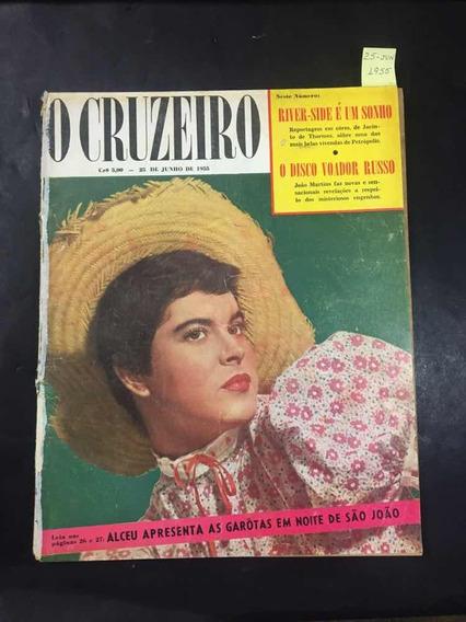 O Cruzeiro N°37 Noite De São João - 25/06/1955
