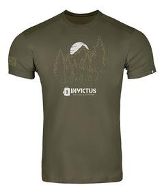 Camiseta Invictus Concept Troop Tatica Militar Airsoft