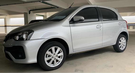Toyota Etios 1.5 X Plus 16v 5p 2019