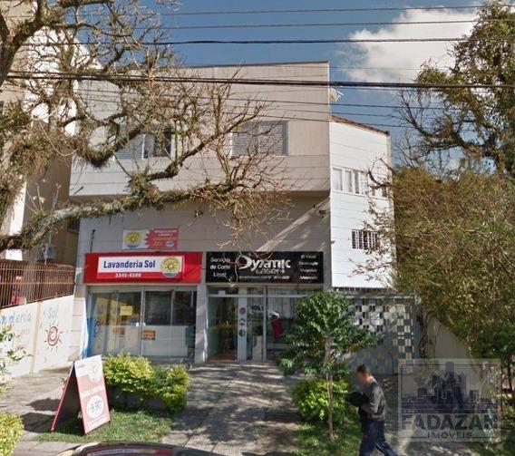 Sobrado Com 2 Dormitórios Para Alugar, 183 M² Por R$ 2.500/mês - Água Verde - Curitiba/pr - So0085