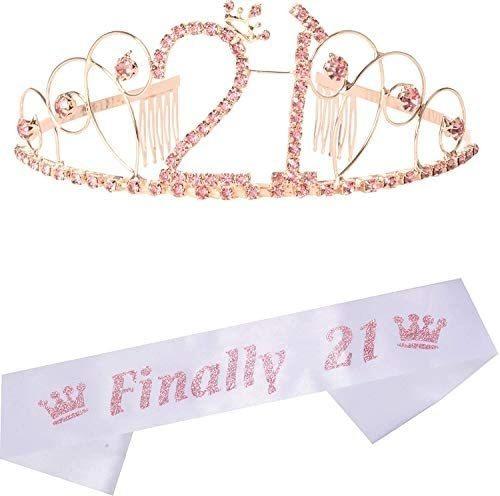 Imagen 1 de 8 de 21 Regalos De Cumpleaños Para Los Chicas Cumpleaños 21 De