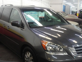 Honda Odyssey 2009 3.5 Exl Minivan Cd Qc At