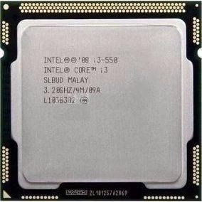 Processador Intel Core I3-550 3,2 Ghz 4mb Cache