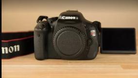 Canon T3i Corpo