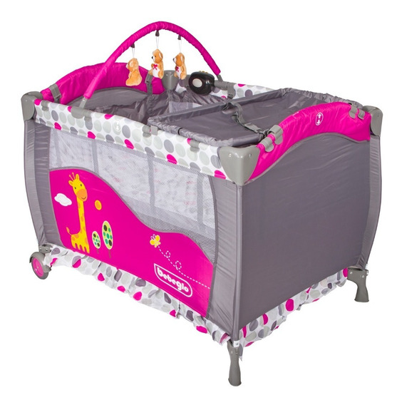 Cuna Pack & Play Bebeglo Rs-6190
