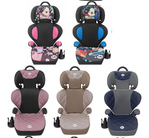 Cadeirinha Cadeira Elevada Infantil Para Carro Vira Assento