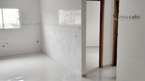 Imagem 1 de 13 de Apartamento Sem Condomínio Com 2 Dormitórios À Venda, 58 M² Por R$ 320.000 - Vila Curuçá - Santo André/sp - Ap0357