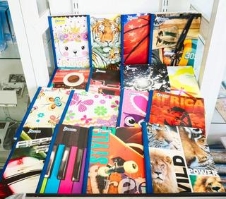Caja De Cuaderno Cosido Norma Andaluz 100 Hojas(48 Unidades)