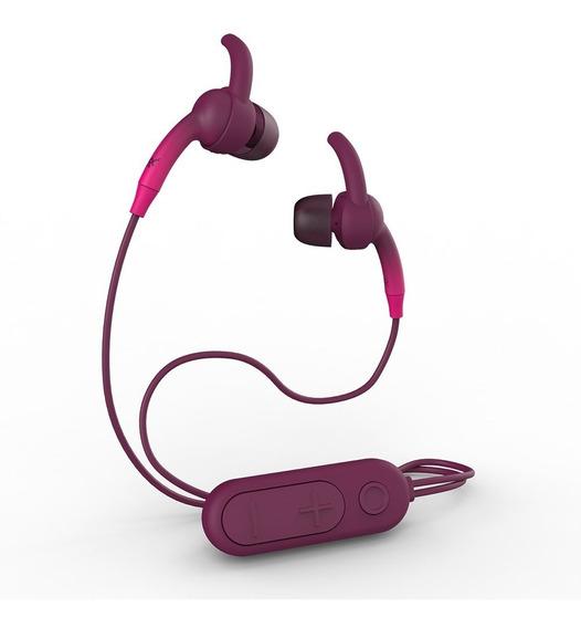 Audífonos Inalámbricos Ifrogz Modelo Sound Hub Plugz Morado