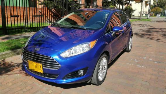 Ford Fiesta Titanium 2016, Automatico 10.000 Kms, Como Nuevo