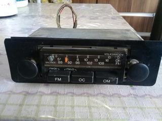 Rádio Do Fusca Década De 70