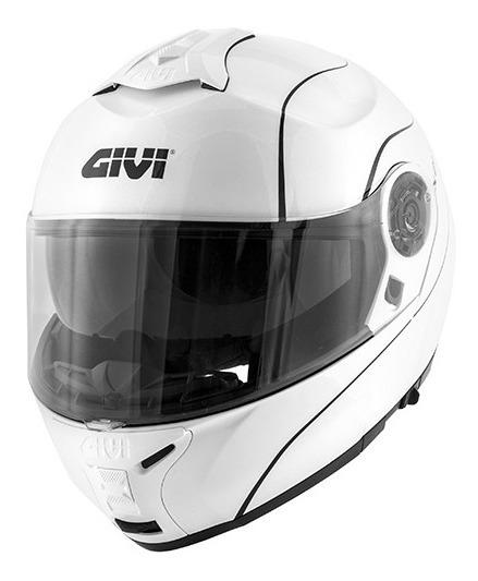 Capacete Givi X21 Graphic Branco 12x S/ Juros