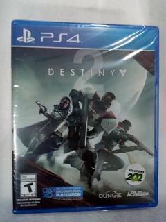 Destiny 2 Ps4 Nuevo Y Sellado Super Promo!