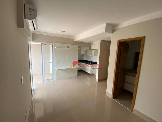 Apartamento Com 1 Dormitório À Venda, 35 M² Por R$ 185.000 - Centro - Piracicaba/sp - Ap0741