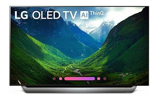 LG Series 8 Oled65c8aua 65-inch 4k Ultra Hd Smart Oled Tv ®