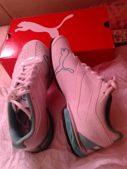 Zapatos Puma Originales, Talla 37, En 45$.