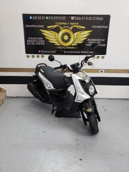 Yamaha Bws X 125 Papeles Nuevostraspaso Incluido.