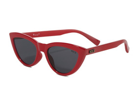 0c3ab346fe Lentes De Sol Para Dama Color Rojo Nice 219722