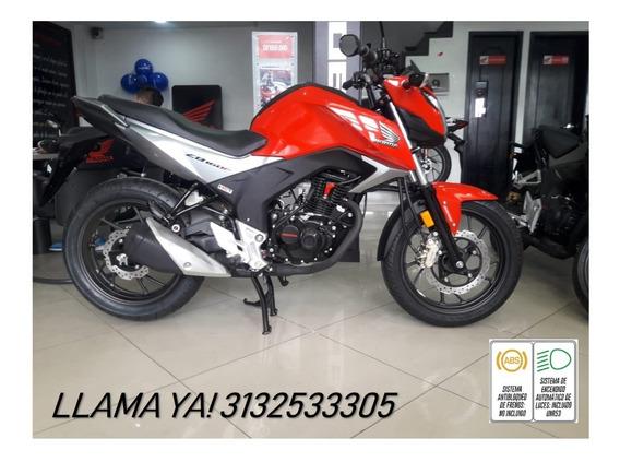 Honda Cb 160 Std/dlx Nueva Mod 2020