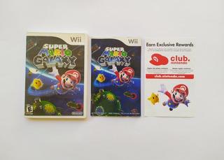 Super Mario Galaxy Para Nintendo Wii Original