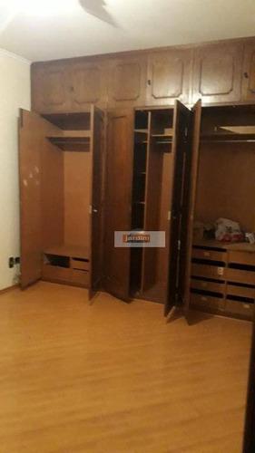 Casa Com 3 Dormitórios Para Alugar, 264 M² Por R$ 6.000/mês - Jardim Do Mar - São Bernardo Do Campo/sp - Ca1007