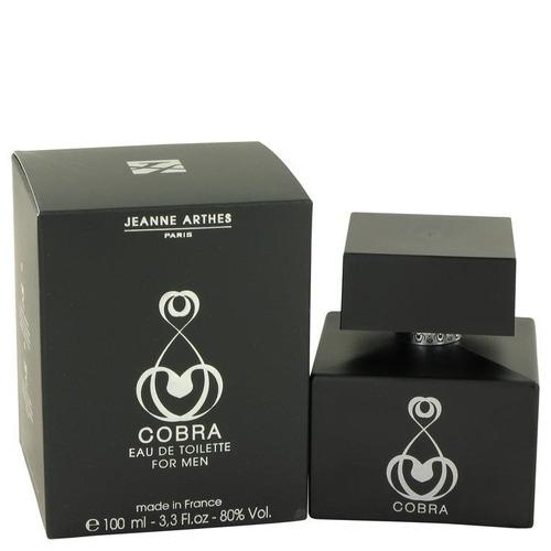 Cobra Por Jeanne Arthes Eau De Toilette Spray 3.3 Oz