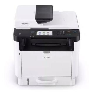 Fotocopiadora Impresora Ricoh Sp3710 Sf - Reemplazo Sp377