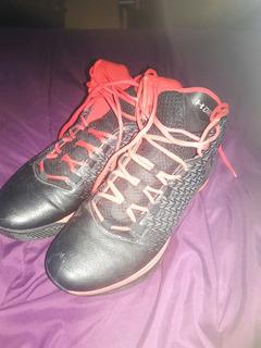 Zapatillas Basketball Under Armour 44,5, Excelente Estado