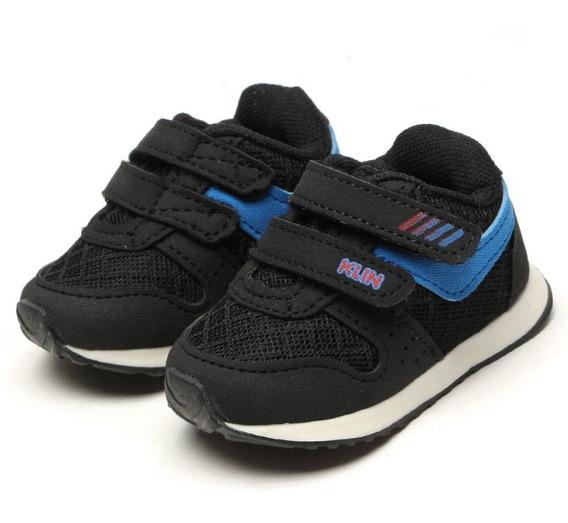 Tênis Klin Masculino Infantil Mini Walk 453 - 453050 453014