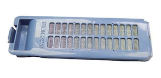 Filtro Recolector De Pelusas Lavarropas Samsung 19.5cm Por 6.5cm