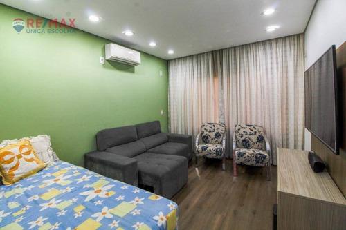 Imagem 1 de 30 de Sobrado Com 4 Dormitórios À Venda, 390 M² Por R$ 1.350.000,00 - Condomínio Saint Charbel - Sorocaba/sp - So1319