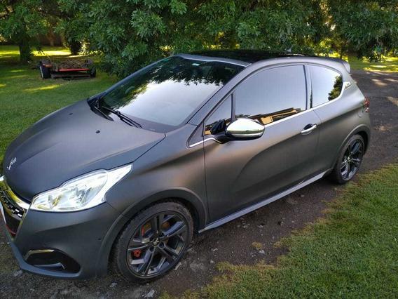 Peugeot 208 1.6 Gti 2017