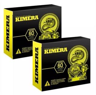 Kit Kimera Thermo Original 120 Cápsulas Iridium