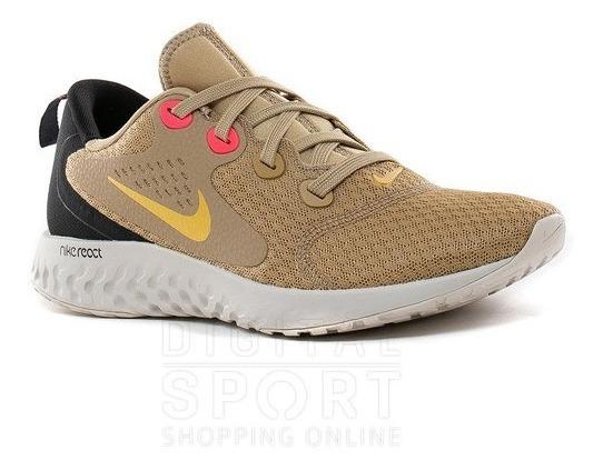 Zapatillas Running Nike Legend Tecnologia React Talle Us7.5