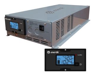 Inversor Transf Conversor 48v A 220v - 1800w Senoidal Cuotas