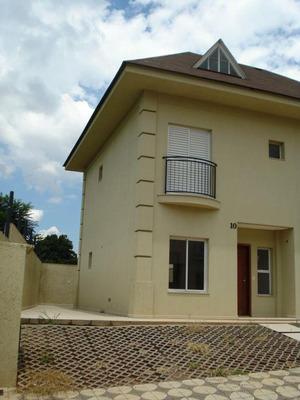 Sobrado Residencial À Venda, Cajuru Do Sul, Sorocaba - So1557. - So1557