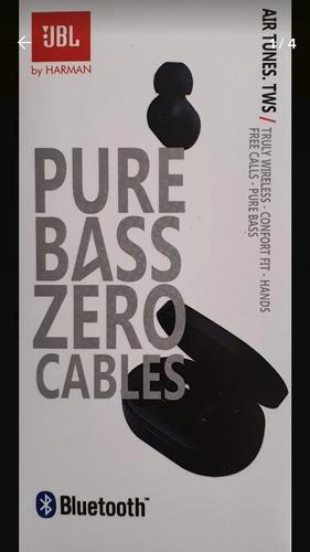 Imagen 1 de 4 de Auricular Bluetooth Jbl Puré Bass