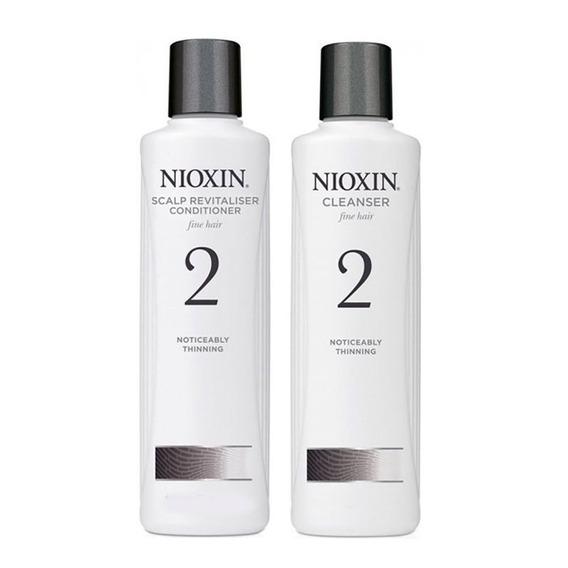Kit Nioxin Cleanser Sh N2 300ml Cond N2 300ml