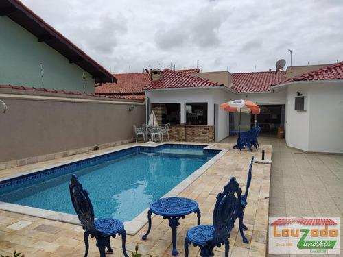 Imagem 1 de 15 de Casa Para Venda Em Peruíbe, Jardim Beira Mar, 3 Dormitórios, 1 Suíte, 1 Banheiro, 5 Vagas - 0353_2-832603