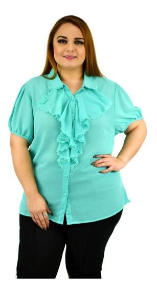 Talla Extra Blusa Hermosa Modelo# 204