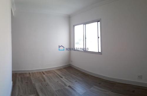 Apartamento 2 Dormitorios 1 Vaga Ipiranga Bem Localizado - Bi25675