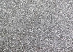 Glitter Purpurina Em Pó Prata - 100 Grs. - Pronta Entrega