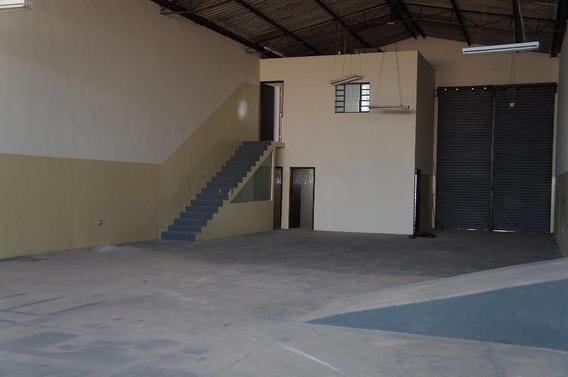 Galpão Comercial Para Locação, Jardim Do Trevo, Campinas. - Ga0162