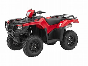Cuatriciclo Honda Trx 500 Electric Shift 2018