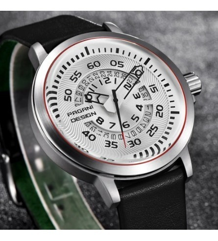 Relógio - Pagani Design - 48mm - Aço Inox - Estoque