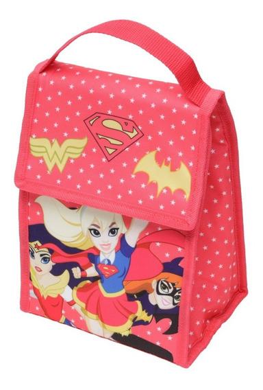 Lancheira Super Hero Girls Urban