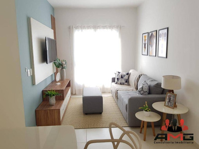 Apartamento Com 2 Dormitórios Para Alugar - Riviera De São Lourenço - Ap2446